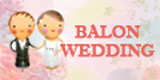 balon wedding