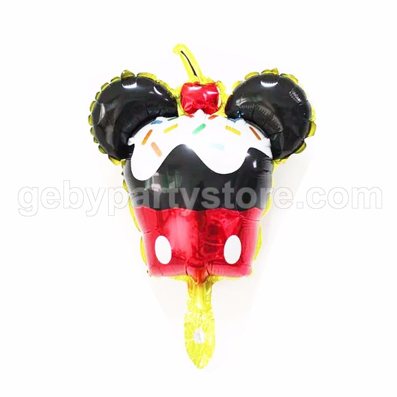 MICKEY CAKE HEAD MINI