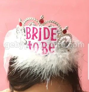 Bridal Shower Special Crown