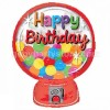 GUMBALL MACHINE BIRTHDAY JUMBO