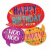 HAPPY  BIRTHDAY FOIL WORDY 31""